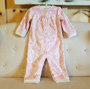 Carter's fleece outfit
